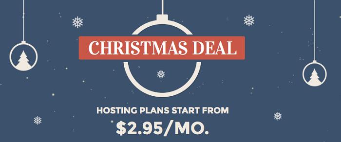 SiteGround Christmas 2021 SALE – 70% OFF (~Best Hosting Deal~)