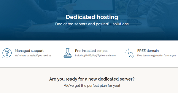 iPage Dedicated Hosting 2021 → Get 20% OFF + FREE Domain Name