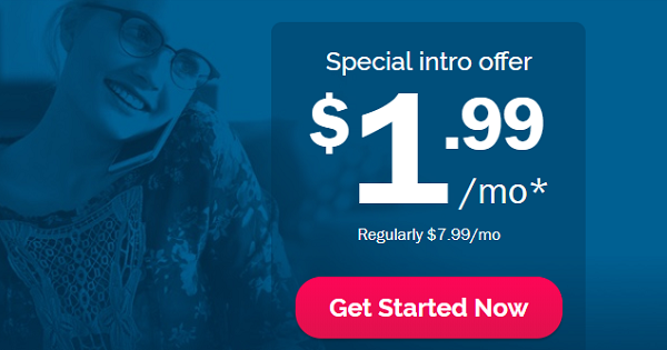 iPage Web Hosting@ $1.99/mo→ Get 75% OFF+ FREE Domain Name