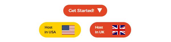 WPX Hosting Location