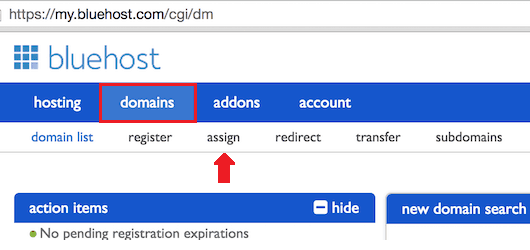 How to Add Addon Domain in BlueHost Hosting?